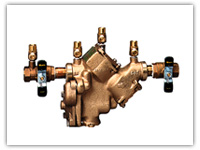 Pittsburgh Backflow Preventer Reduced Pressure Principle Assembly